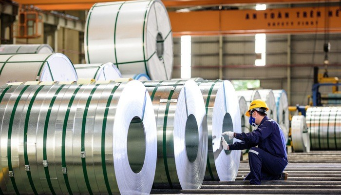 Áp thuế chống bán phá giá chính thức đối với thép cán nguội Trung Quốc