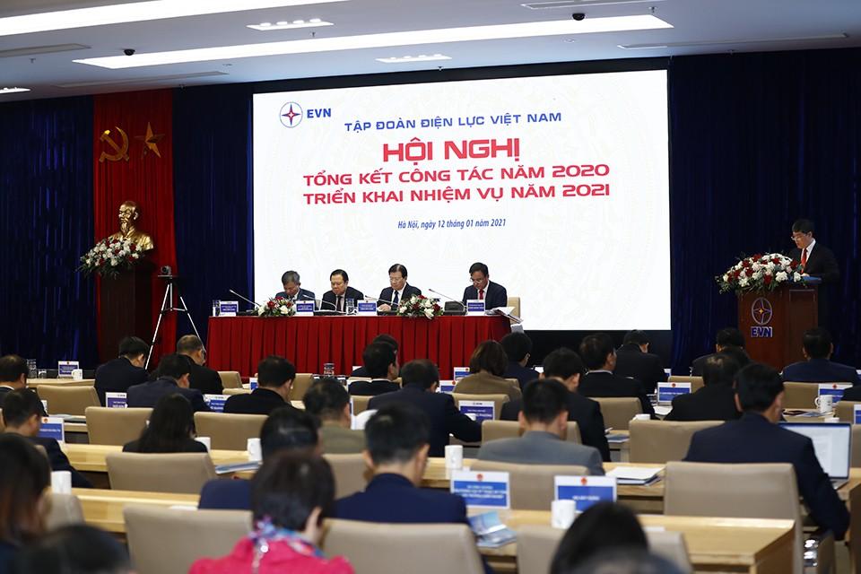 Phó thủ tướng Trịnh Đình Dũng: EVN cần đảm bảo vững chắc an ninh cung ứng điện