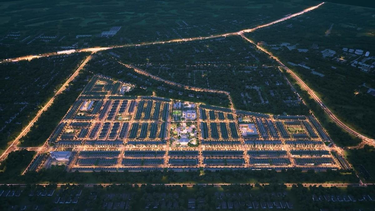 VCSC: Chưa ghi nhận dự án Gem Sky World Long Thành, Đất Xanh ước lỗ ròng 484 tỷ