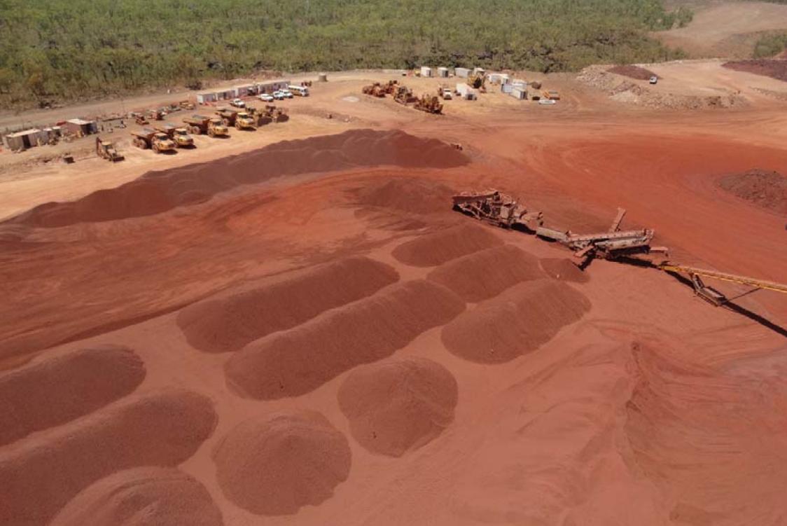 Hòa Phát mua mỏ quặng sắt tại Úc với trữ lượng 320 triệu tấn