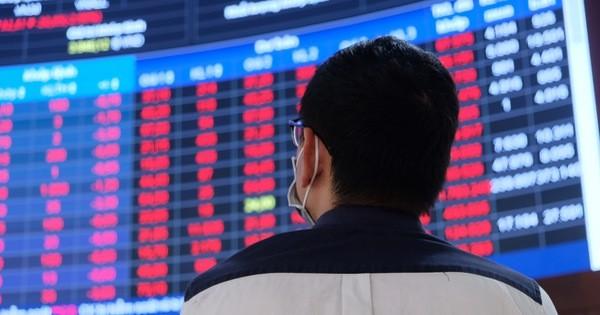 Công ty chứng khoán đầu tiên đưa ra dự báo VN-Index có thể lùi về 1.150 điểm