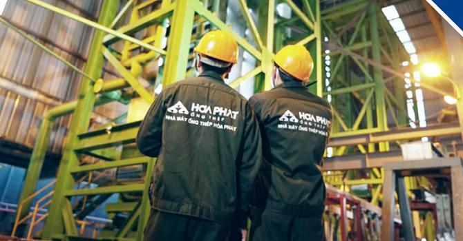 Hòa Phát lọt Top 15 Công ty thép vốn hóa lớn nhất thế giới, tài sản của ông Trần Đình Long đạt 3,8 tỷ USD