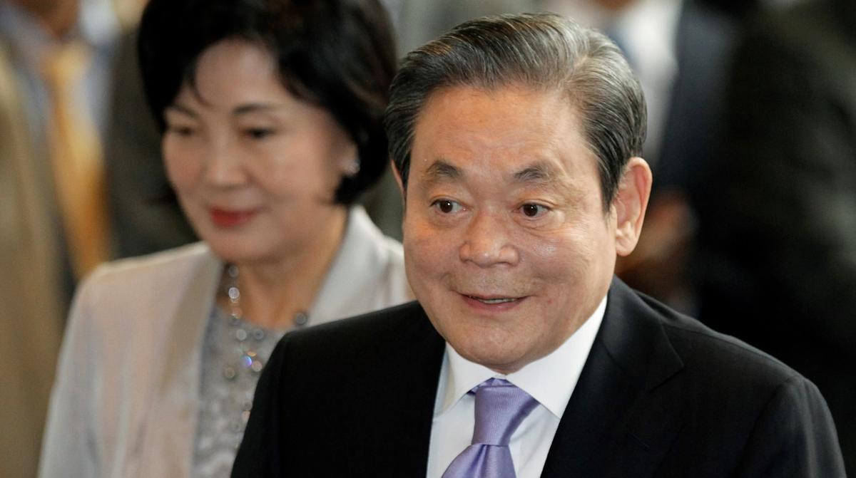 Chủ tịch Lee Kun Hee đã biến Samsung thành đế chế khổng lồ như thế nào?
