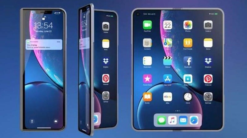 Sắp trình làng iPhone màn hình gập, Apple sẽ khai tử iPad mini?