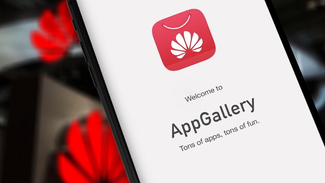 Kho ứng dụng AppGallery do Huawei phát triển lớn cỡ nào?