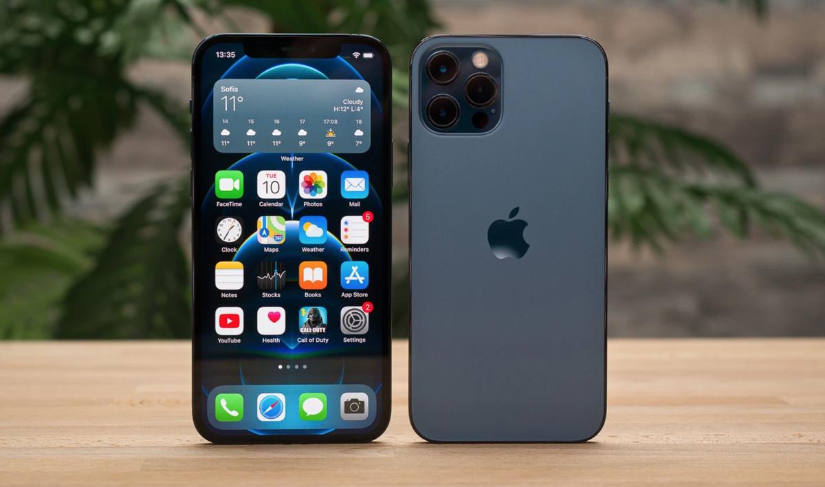 iPhone 12 soán ngôi điện thoại 5G bán chạy của Galaxy Note 20 Ultra