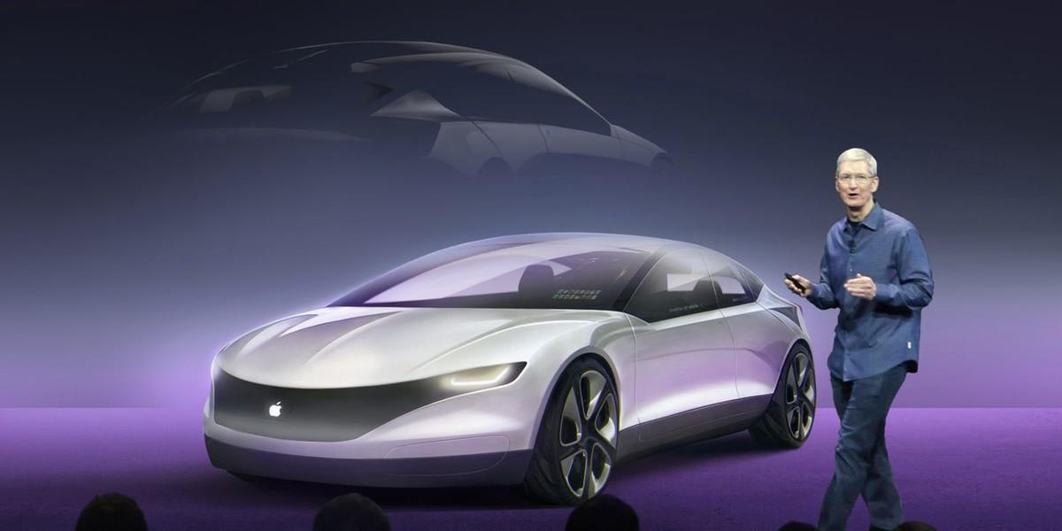 Liệu Apple có sản xuất ôtô điện?