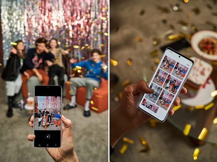 Điện thoại Samsung nào được cập nhật One UI 3.1?