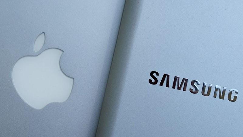 Apple vượt Samsung bán nhiều smartphone nhất thế giới
