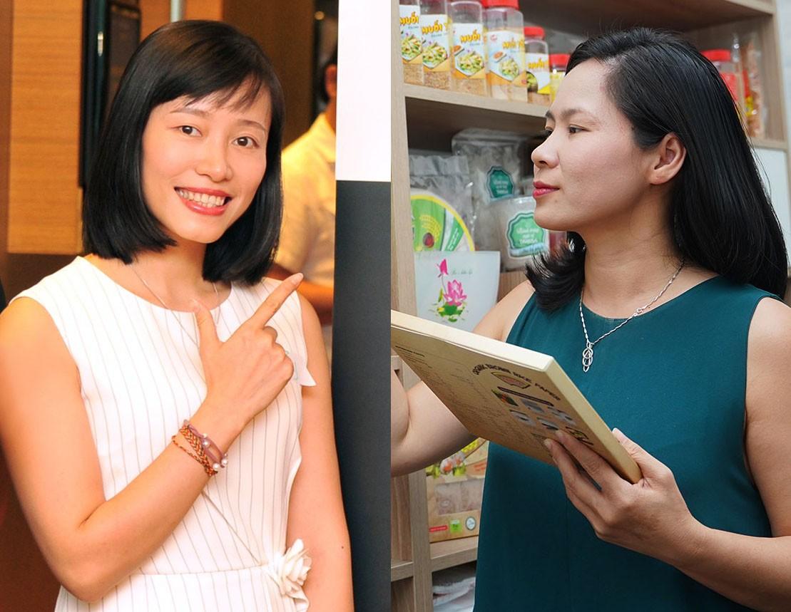 """Hai nữ doanh nhân thăng hoa với """"bệ phóng"""" thương mại điện tử"""