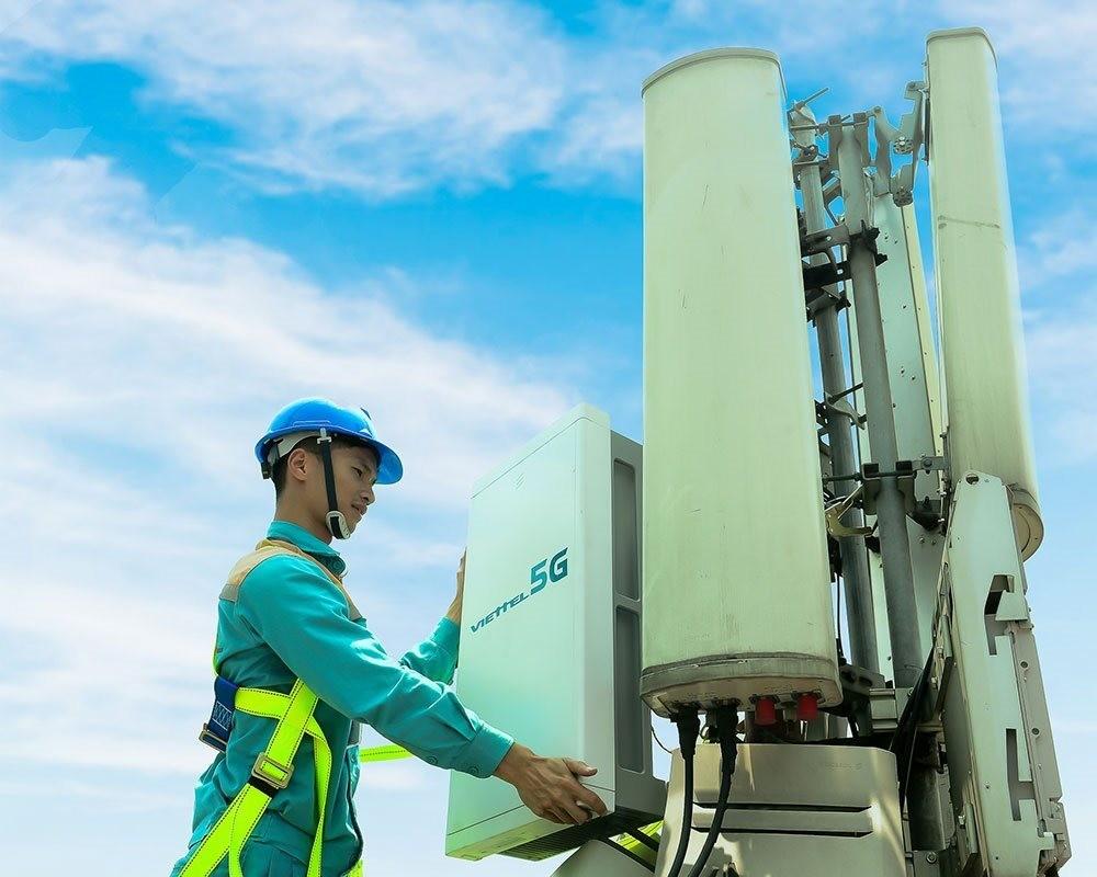 Vingroup chuyển giao miễn phí dự án 5G cho Viettel