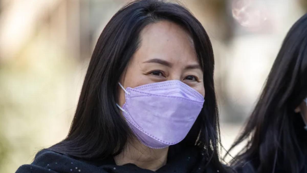 Trung Quốc vận động Canada trả tự do cho bà Mạnh Vãn Chu