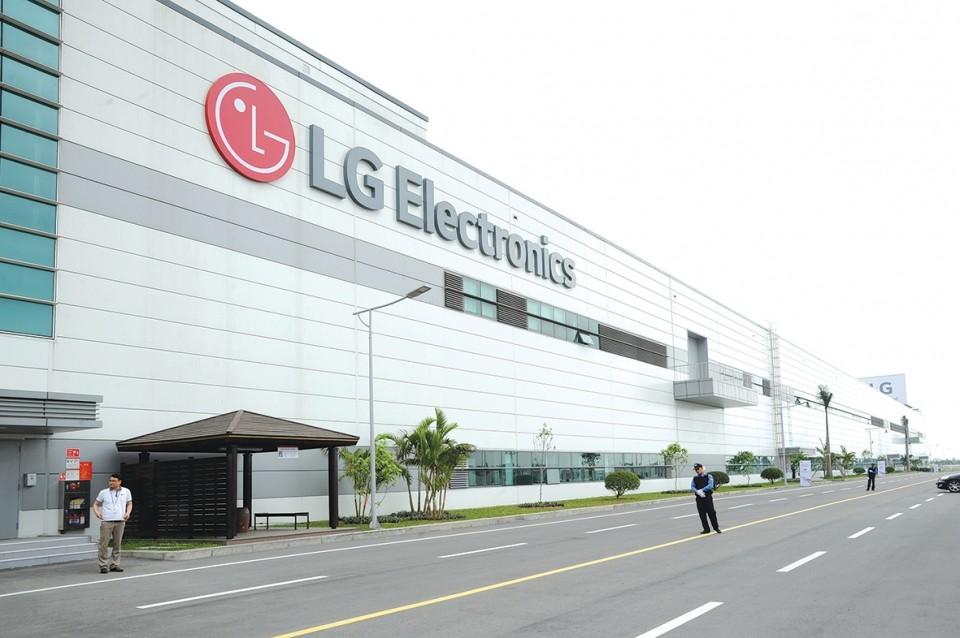 LG chào bán nhà máy smartphone ở Hải Phòng giá hơn 2.000 tỷ đồng