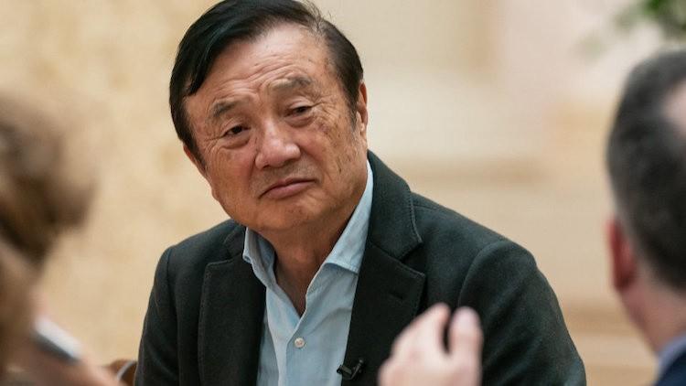 """Nhà sáng lập Nhậm Chính Phi kể về """"con đường tàn khốc"""" khi thành lập Huawei"""