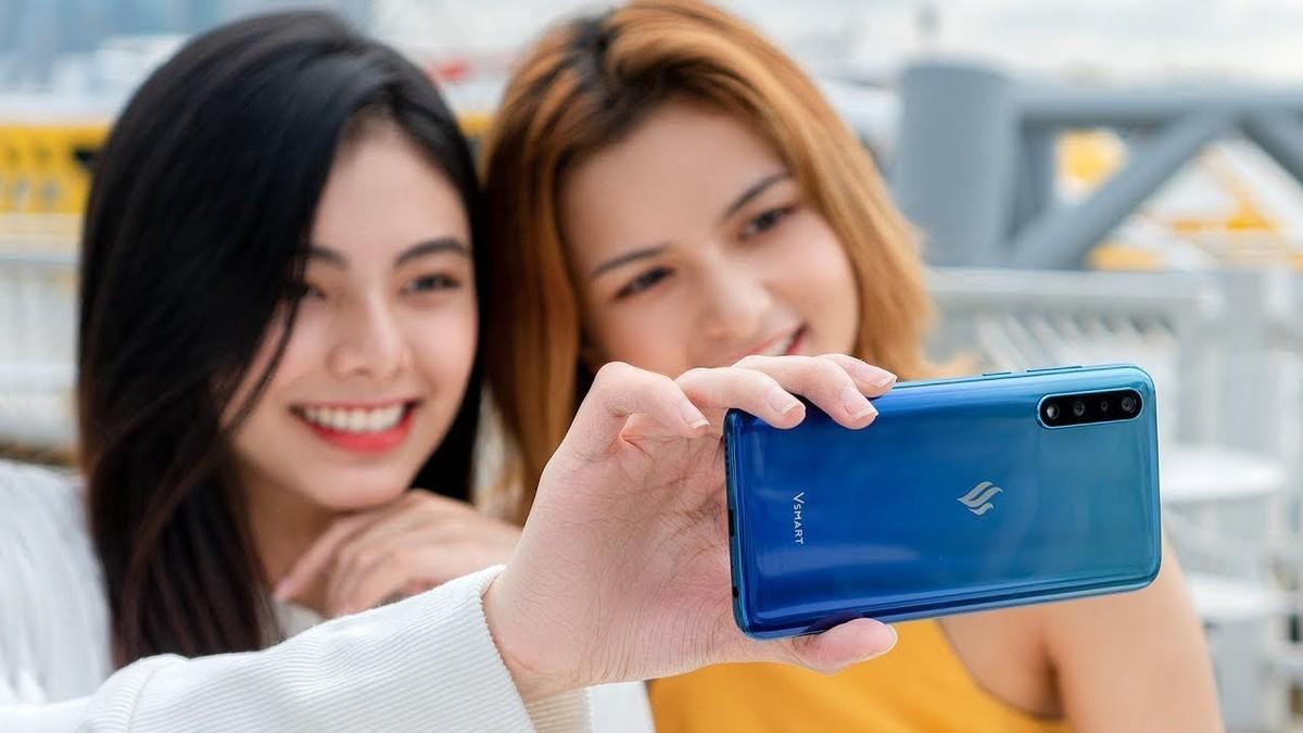 """Trước khi bị """"khai tử"""", Vsmart từng là thế lực vượt mặt Apple, Huawei, gây sức ép với Samsung, Oppo"""