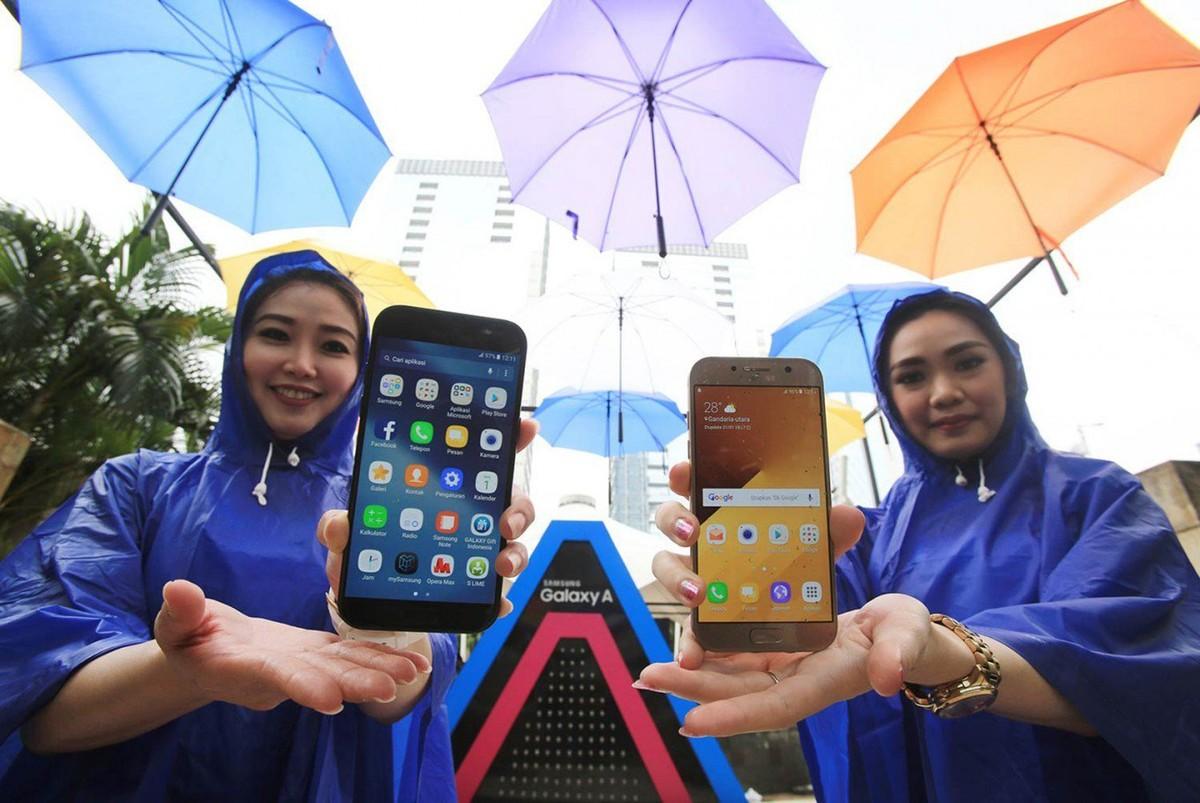 Samsung mất ngôi đầu thị phần điện thoại ở 4 nước Đông Nam Á