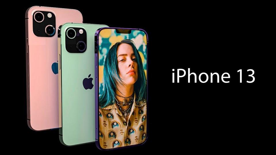 iPhone 13 lộ thiết kế