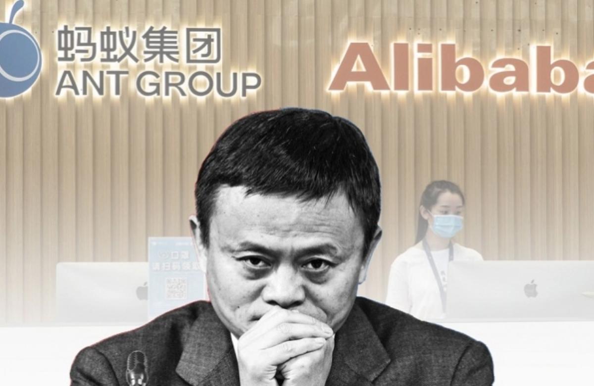 Trung Quốc muốn chia tách siêu ứng dụng thanh toán trực tuyến của Jack Ma