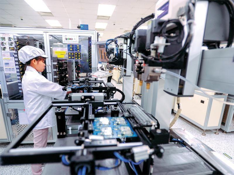 """""""Ông lớn"""" điện tử Samsung, LG, Panasonic... đều mở rộng sản xuất tại Việt Nam"""