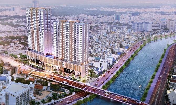 Điểm mặt một số dự án được bán, cho thuê tại TP.HCM đang thế chấp ngân hàng