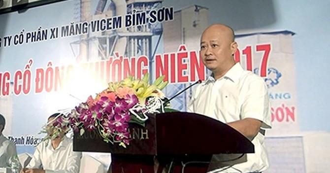 Nguyên Tổng giám đốc VICEM Trần Việt Thắng bị xem xét, thi hành kỷ luật