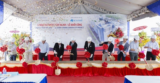 Xây dựng Hòa Bình: Vừa trúng tiếp 3 gói thầu trị giá hơn 614 tỷ đồng