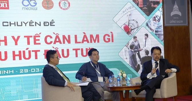 """Ngành Y tế Việt cực kỳ hấp dẫn nhưng nhà đầu tư muốn """"xuống tiền"""" không dễ!"""