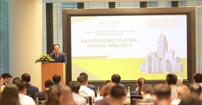 ĐHĐCĐ Netland: Đối tác Nhật đặt mục tiêu rót 1 tỷ USD vào Việt Nam đến năm 2025