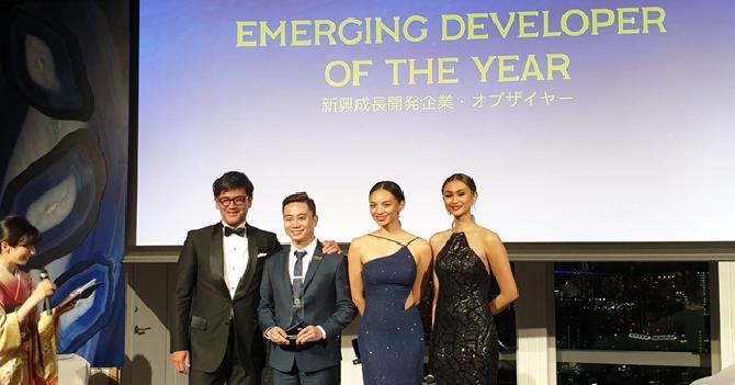 """Netland thắng đậm tại giải thưởng bất động sản """"Japan International Property Awards 2019"""""""