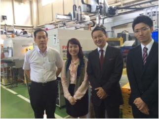 KLF thăm và làm việc tại Nhật Bản