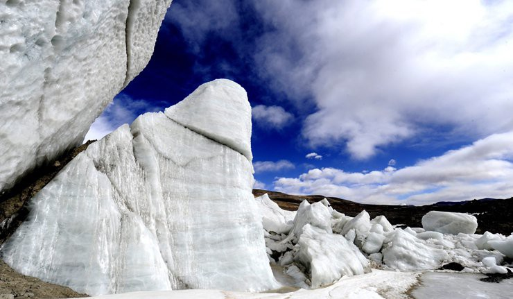 Sông băng Tây Tạng tan chảy sẽ nhấn chìm Châu Á?