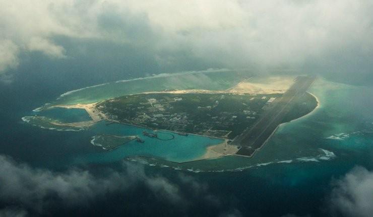 Báo Nga: Trung Quốc biến đảo Phú Lâm thành căn cứ quân sự hỗn hợp