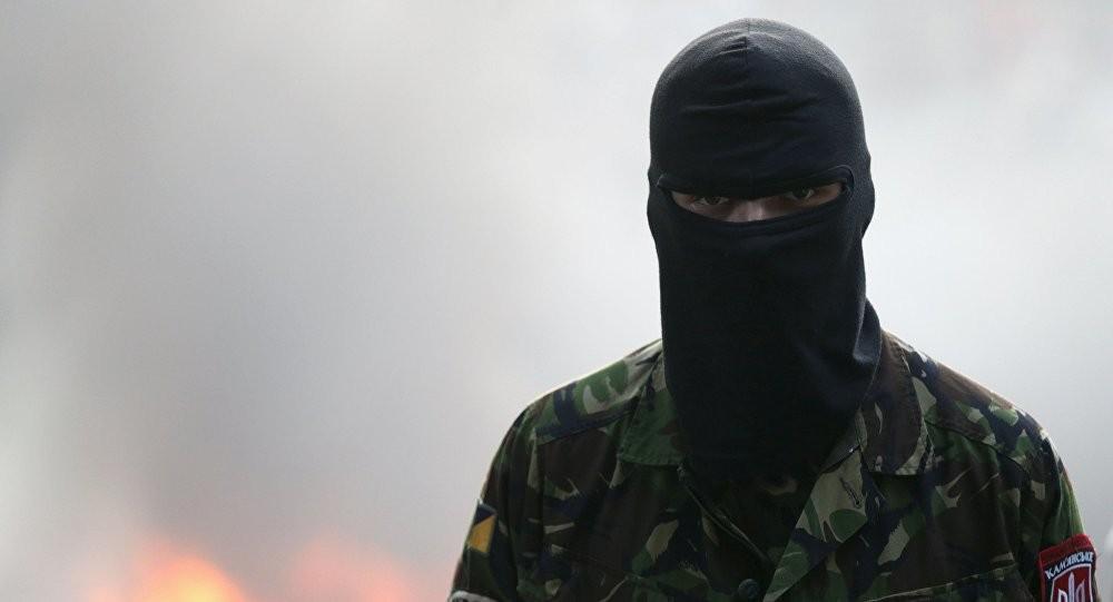 """Nhóm  cực hữu Ukraine tuyên bố sẵn sàng """"chiến tranh du kích"""""""