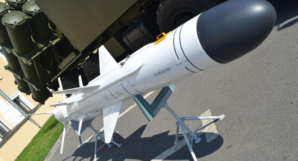 Tên lửa của Ukraine đã nhái mẫu tên lửa Xô-viết cũ?