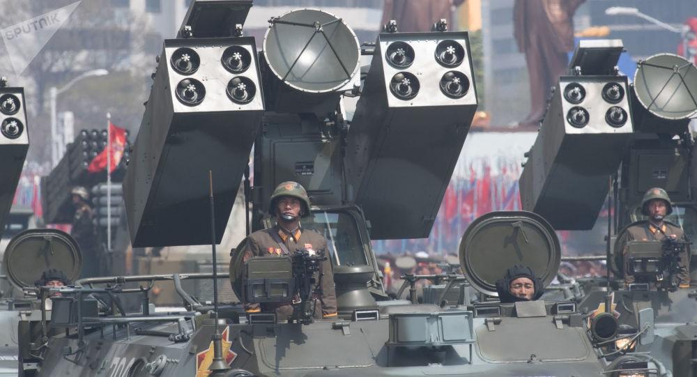 Nga có trong tay dữ liệu về các loại tên lửa của Triều Tiên