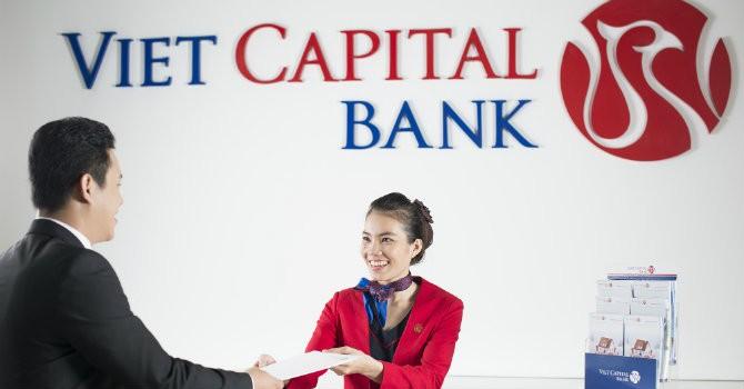 Viet Capital Bank: Lợi nhuận quý I/2017 giảm tới hơn 90% so với cùng kỳ