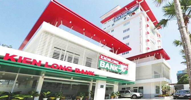 KienLongBank tính bán 1 triệu cổ phiếu quỹ