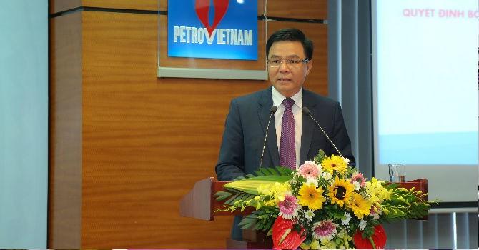 Sau 3 tháng, PVN chính thức có Tổng giám đốc mới