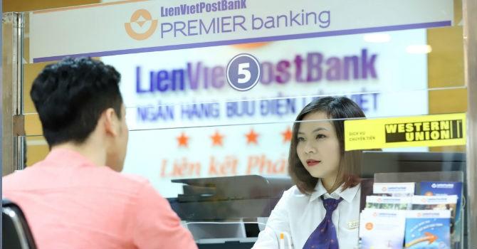 LienVietPostBank: Lợi nhuận trước thuế nửa đầu 2019 đạt 1.117 tỷ đồng, tăng 80% so với cùng kỳ