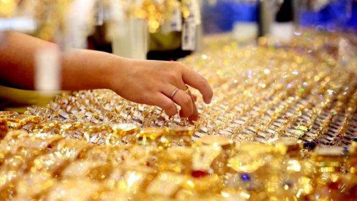 Giá vàng SJC chốt tuần tăng 0,87% giá trị