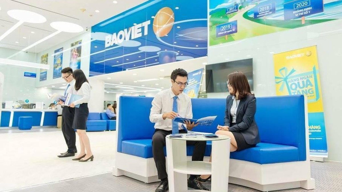 Tập đoàn Bảo Việt: Tổng doanh thu hợp nhất tăng trưởng 10,2%, dẫn đầu thị trường bảo hiểm