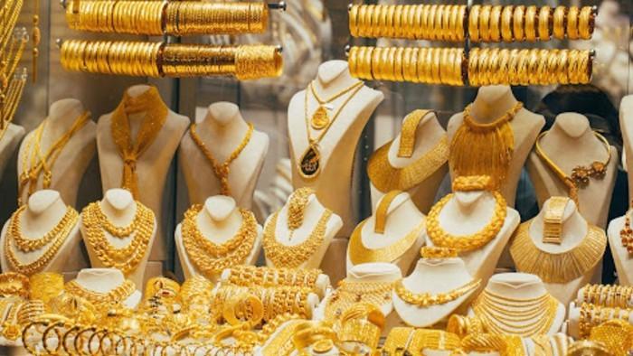 Giá vàng SJC quay đầu tăng 350 nghìn đồng/lượng