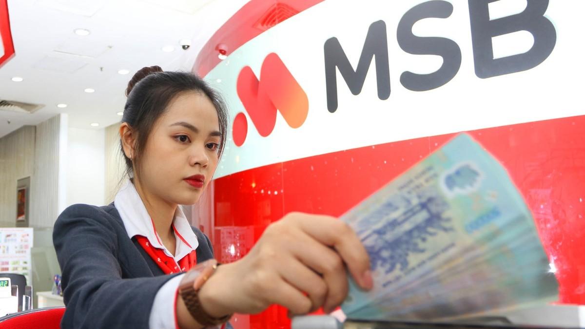 Lợi nhuận trên 1.660 tỷ sau 9 tháng, MSB vượt mục tiêu kế hoạch năm