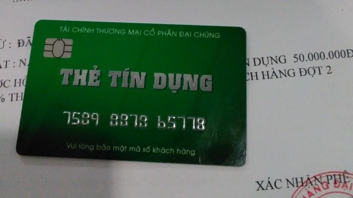 Cảnh báo thủ đoạn lừa đảo mở thẻ tín dụng giả