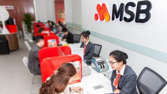 Lợi nhuận năm 2020 ước tăng gần gấp đôi cùng kỳ, MSB lên kế hoạch chia cổ tức tối thiểu 15%