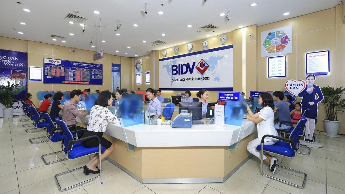 BIDV báo lợi nhuận trước thuế hơn 9.000 tỷ đồng trong năm 2020