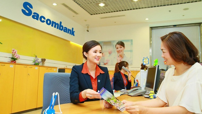Sacombank báo lợi nhuận 3.339 tỷ đồng, tăng trưởng 3,8%