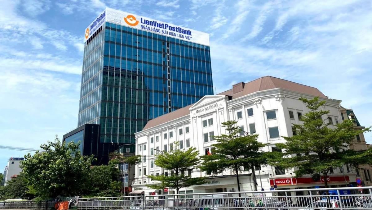 LienVietPostBank báo lợi nhuận trước thuế 2.427 tỷ đồng, vượt 43% kế hoạch năm