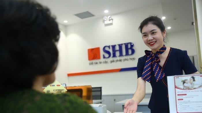 SHB dự kiến chia 20,5% cổ tức cho năm 2019 và 2020