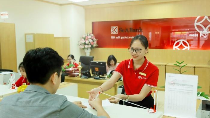 SeABank báo lợi nhuận quý 1 gần 700 tỷ đồng